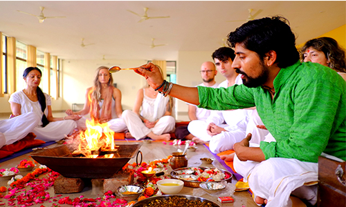 Hatha Yoga Teacher Training - Rishikesh
