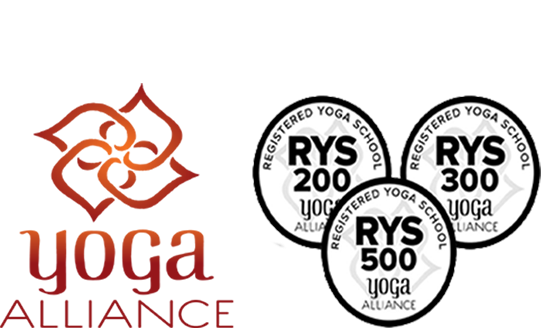 Yoga Alliance - Rys 200, 300, 500 in India